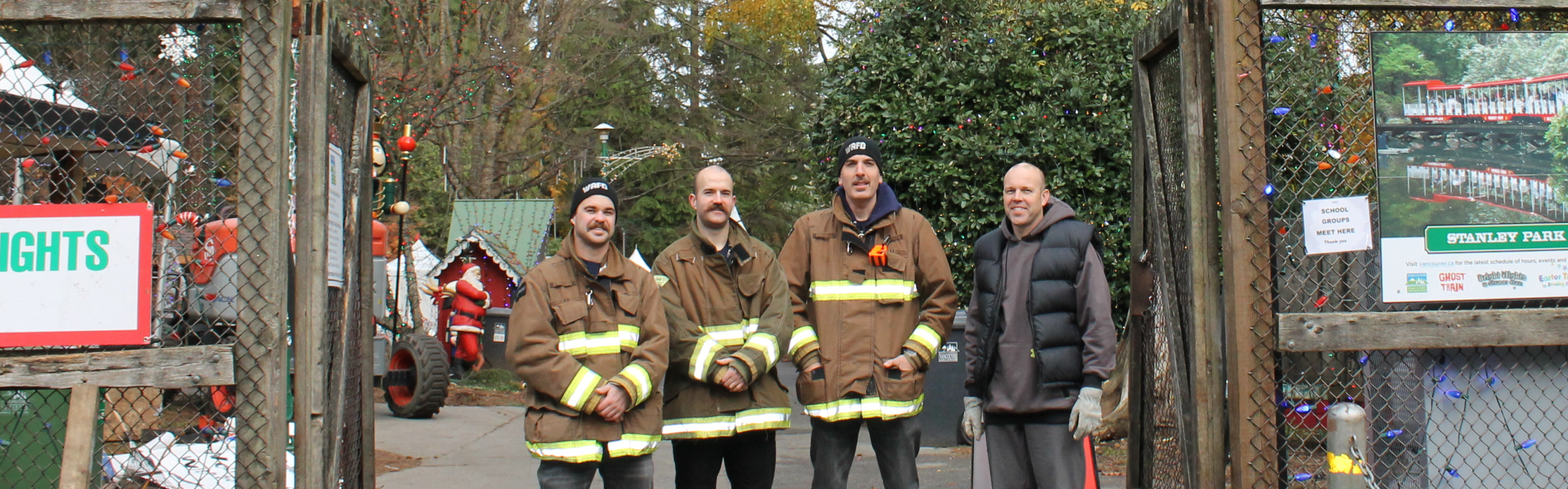 WHITE ROCK FIREFIGHTERS ASSOCIATION